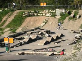 Inter River Bike Park North Vancouver